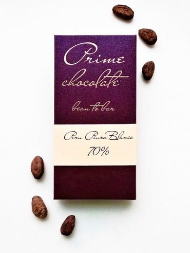 Шоколад Peru Piura Blanco 70%