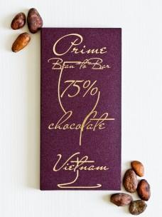 Шоколад Trinitario Vietnam 75%