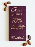 Шоколад Trinitario  Santander 70%
