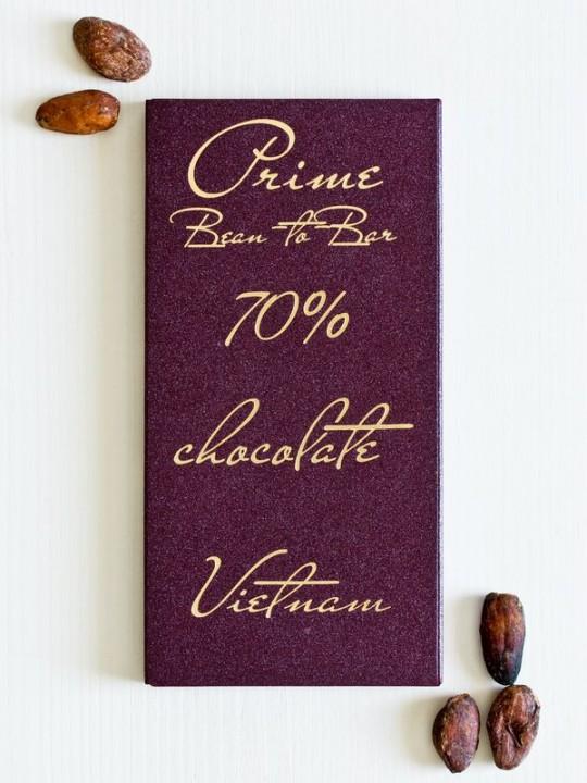 Шоколад Trinitario  Vietnam 70%