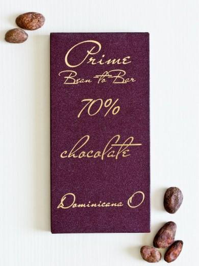 Шоколад Trinitario Dominicana O. 70%