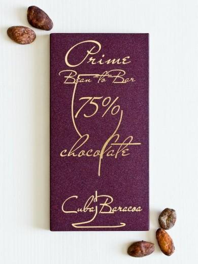 Шоколад Trinitario Cuba Baracoa 75%