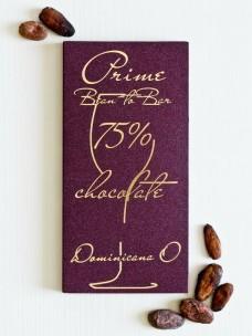 Шоколад Trinitario Dominicana O. 75%