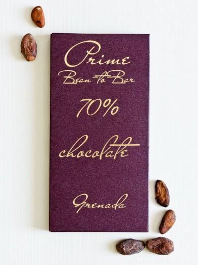 Шоколад Trinitario  Grenada 70%