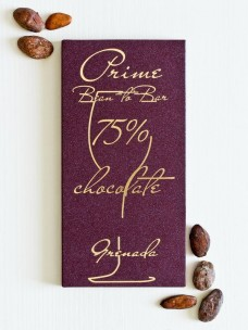 Шоколад Trinitario Grenada 75%