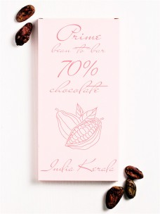 Шоколад Forastero India Kerala 70%