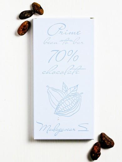 Шоколад Criollo Madagascar 70%