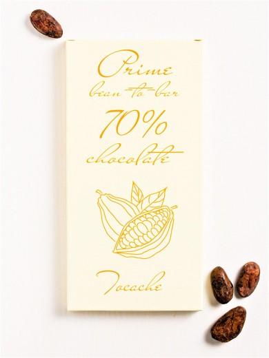 Шоколад Criollo Tokache 70%