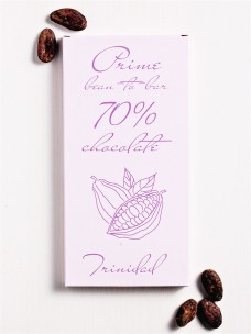 Шоколад Trinitario Trinidad 70%