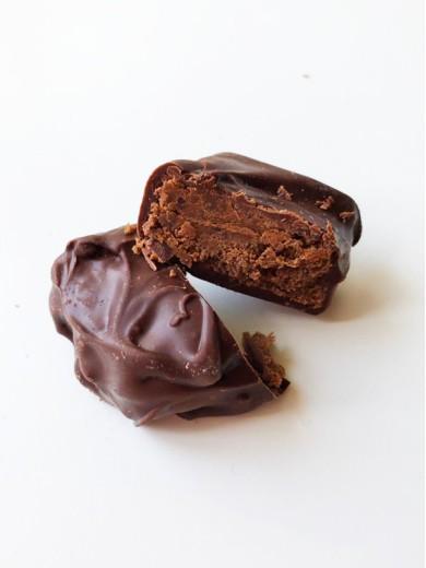 "Конфеты ""Джанджуя"" от Prime chocolate"